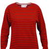 Classic-Bretons-shirt-bordeaux-Navy