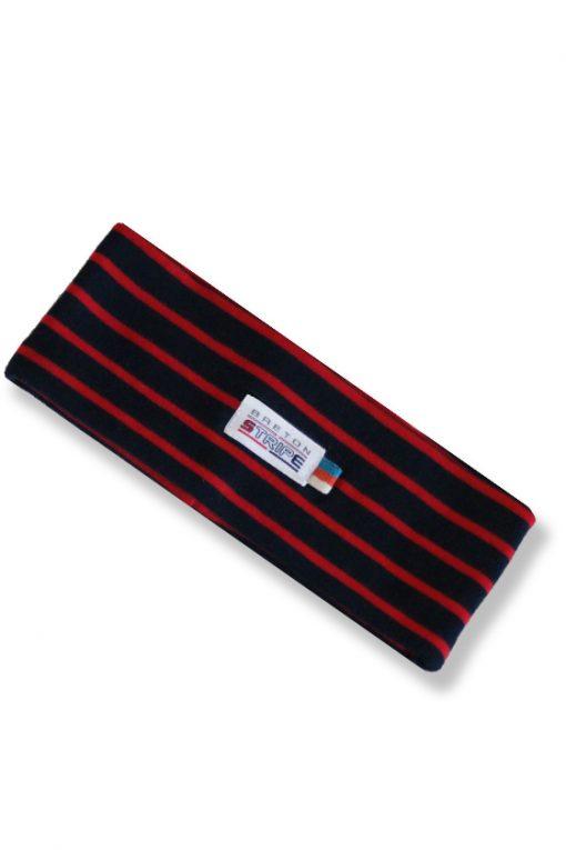 Headband A04 navy red