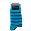 Breton-Stripe-sokken-Aqua-Cobalt