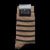 Breton-Stripe-sokken-Khaki-Navy