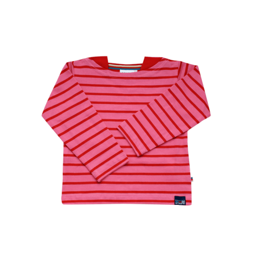 Breton_Stripe-shirt-baby-fuchsia-red