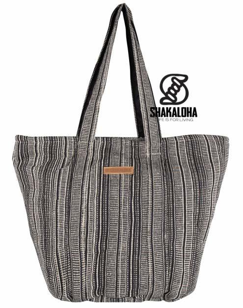 Shakaloha-heach-bag-AA08-zwart