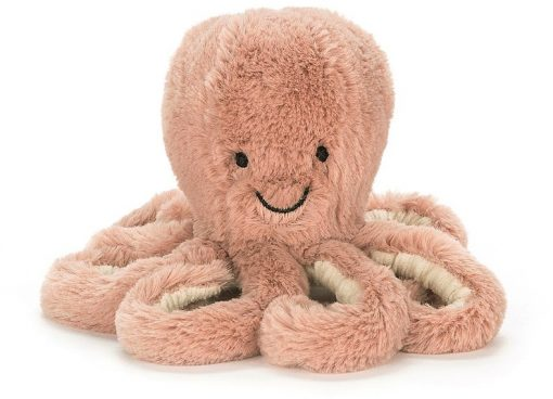 jellycat-octopus-odell-14cm-pink